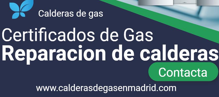 Certificados de gas en Madrid